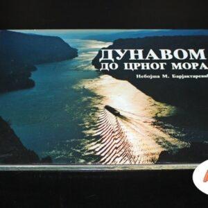 knjiga Dunavom do Crnog mora
