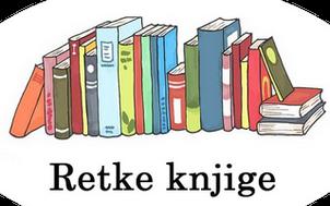 Retke knjige