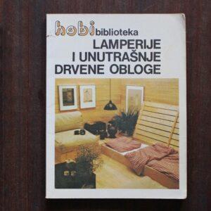 Knjiga Lamperije i unutrašnje drvene obloge