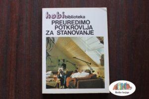 knjiga o sređivanju potkrovlja