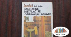 knjiga o radovima u kupatilu