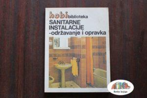 knjiga održavanje vodovoda i odvoda