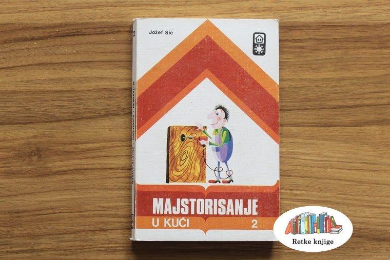 naslovna strana knjige majstorisanje u kući
