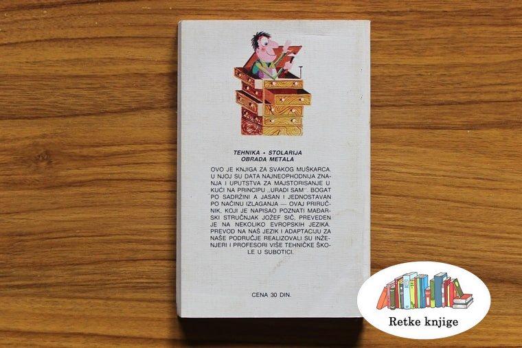 Zadnja strana knjige