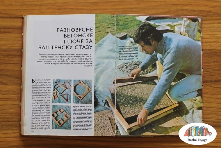 izrada betonskih ploča