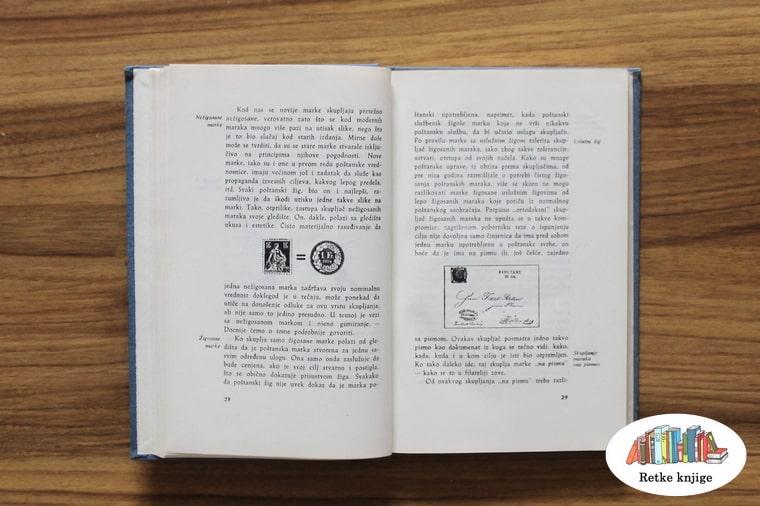 izgled koverte sa poštanskom markom
