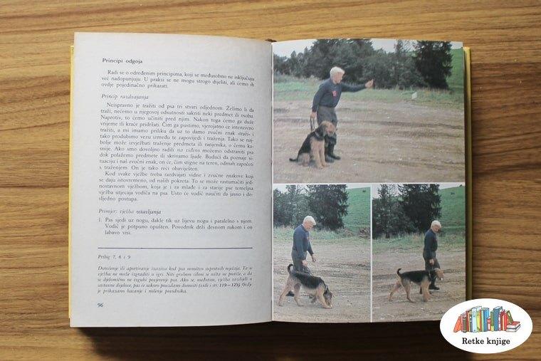 Obuka psa za rad u polju