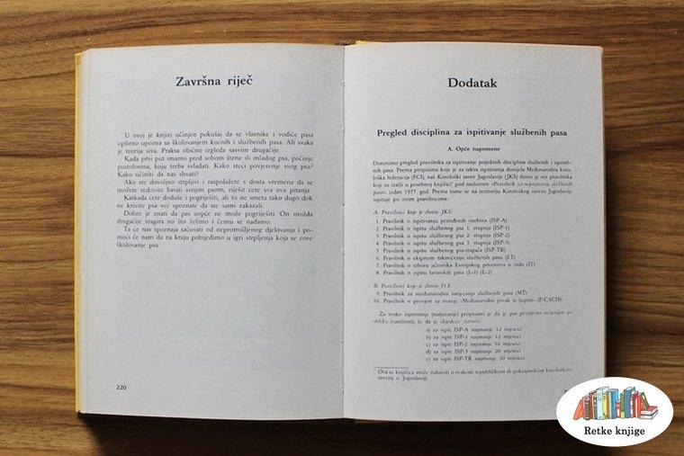 Prikaz dodatka uz knjigu