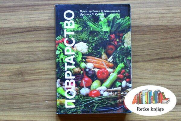 knjiga o povrtarstvu na prodaju