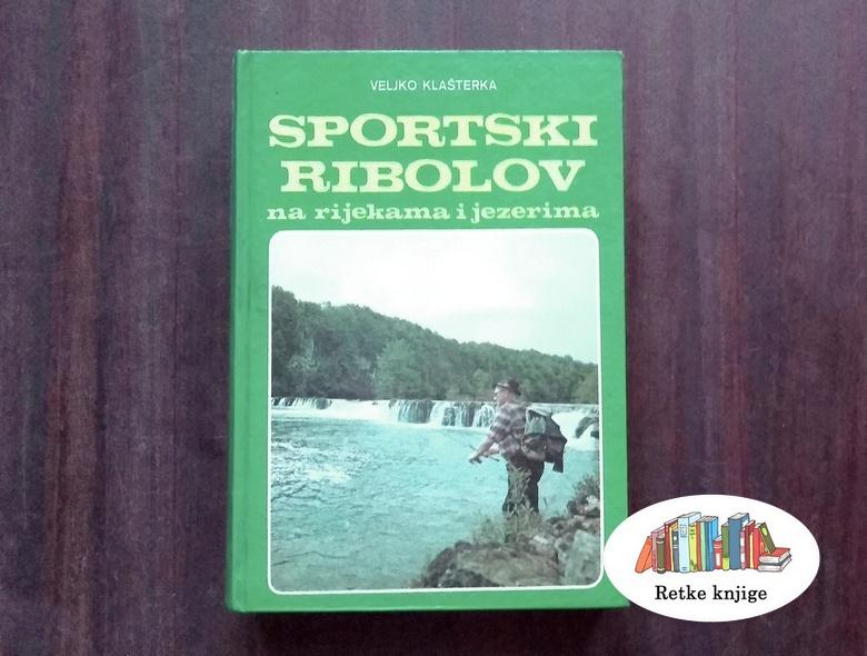 Sportski ribolov, ttreće izdanje knjige