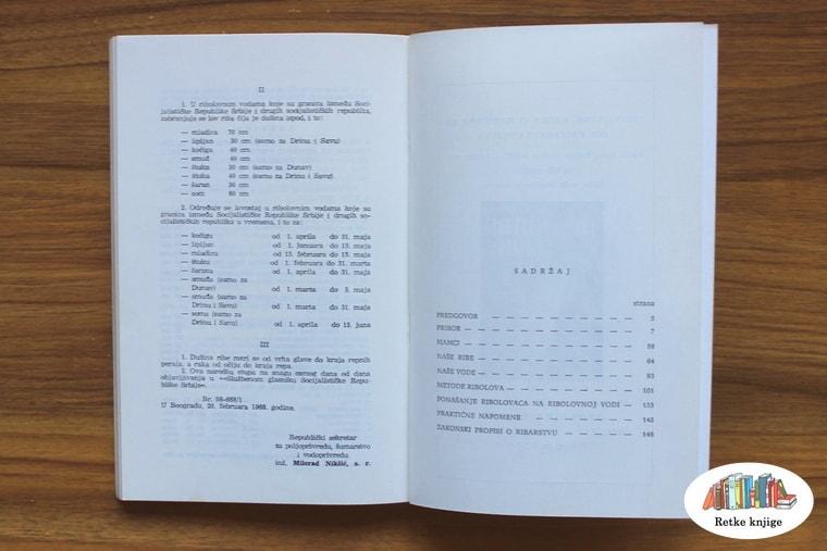 Prikaz sadržaja ove knjige