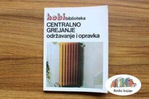 knjiga o centralnom grejanju