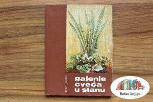 knjiga o gajenju cveća na prodaju