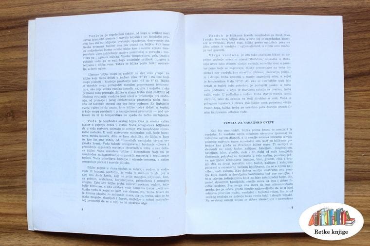 opis postupka pripreme zemljišta