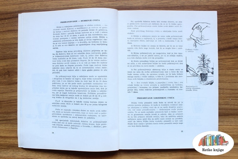 opis sađenja i prikaz slika