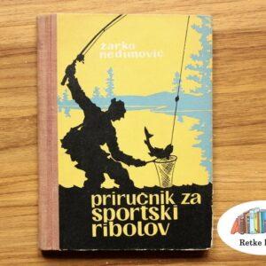 vodiš za ribolovce knjiga
