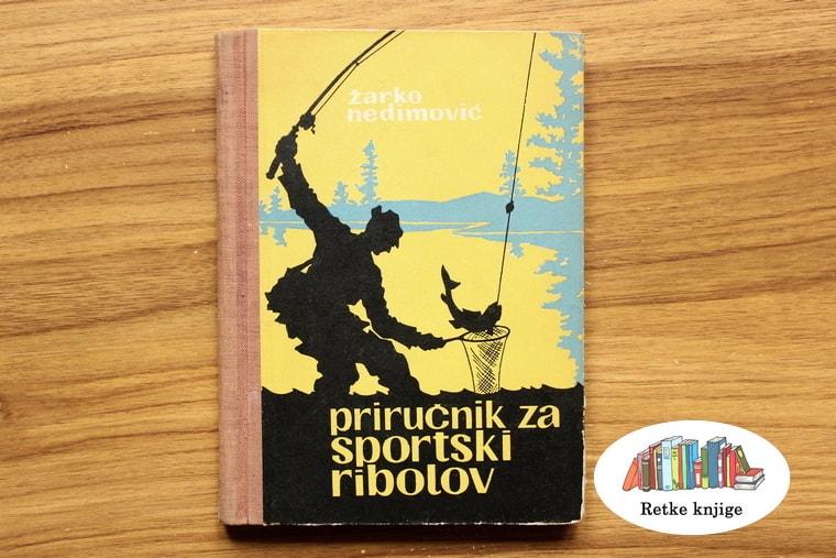 Na prodaju knjiga o ribolovu