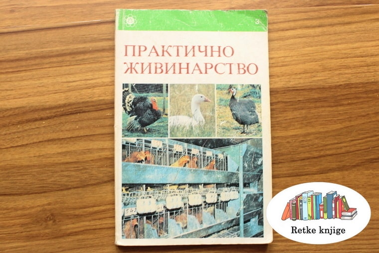 izgled knjige Praktično živinarstvo