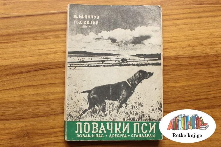 Lovački psi priručnik za dresuru