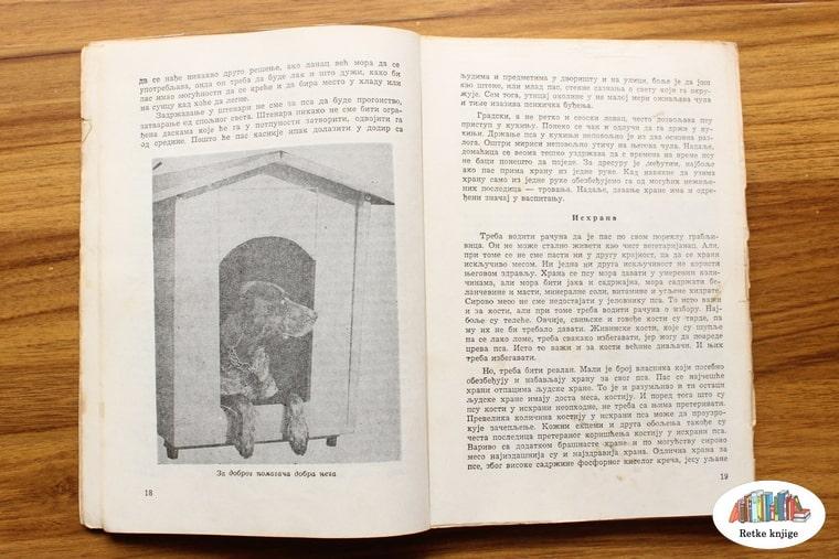 prikaz objekta za smeštaj lovačkih pasa