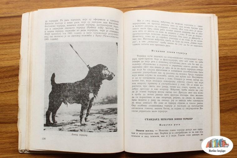 opis nemačkog lovnog terijera