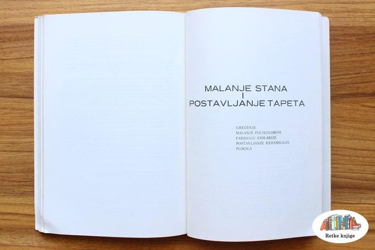 početak poglavlja o moleraju
