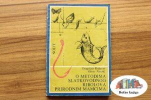 knjiga za pecanje na prodaju