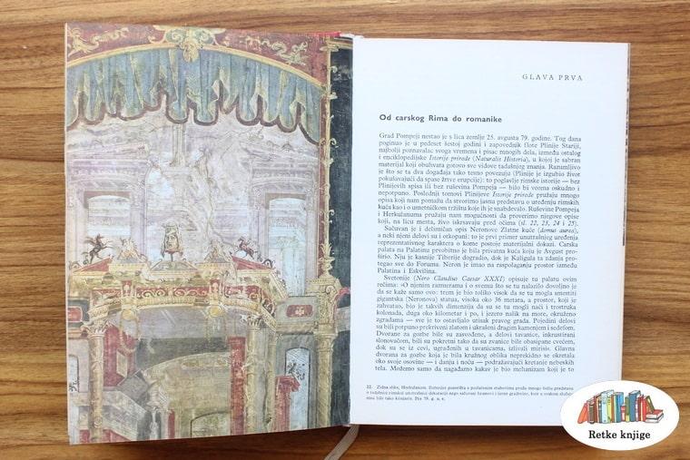 mozaik iz perioda starog rima i prva glava knjige