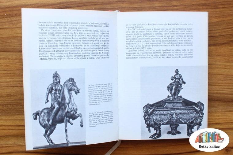 prikaz ukrasnih skulptura
