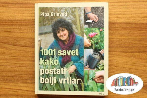 knjiga o baštovanstvu