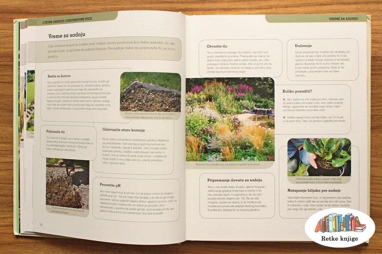 poglavlje o vremenu sadnje za biljke u bašti