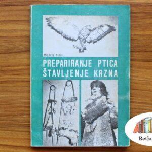 na prodaju knjiga o prepariranju
