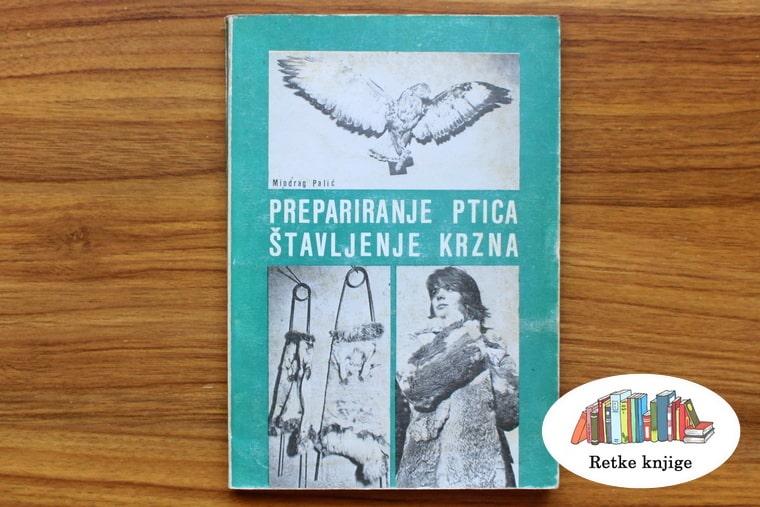 Prednja korica knjige sa kolažom slika
