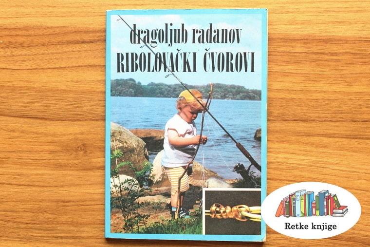 prednja korica knjige za ribolovce