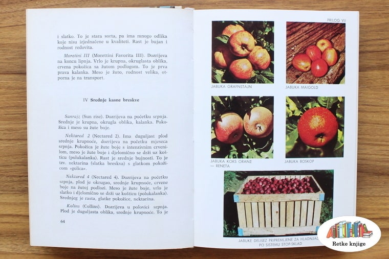 letnje sorte voćaka