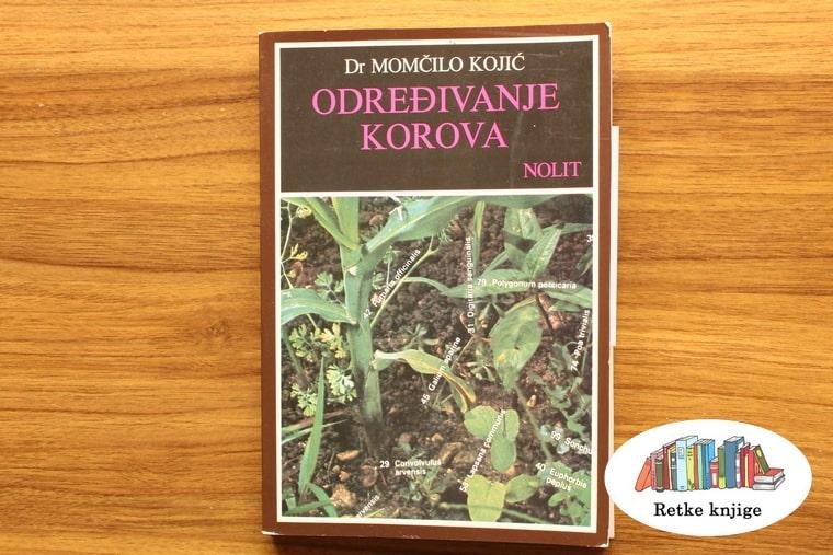 Knjiga o korovskim biljkama u ratarstvu