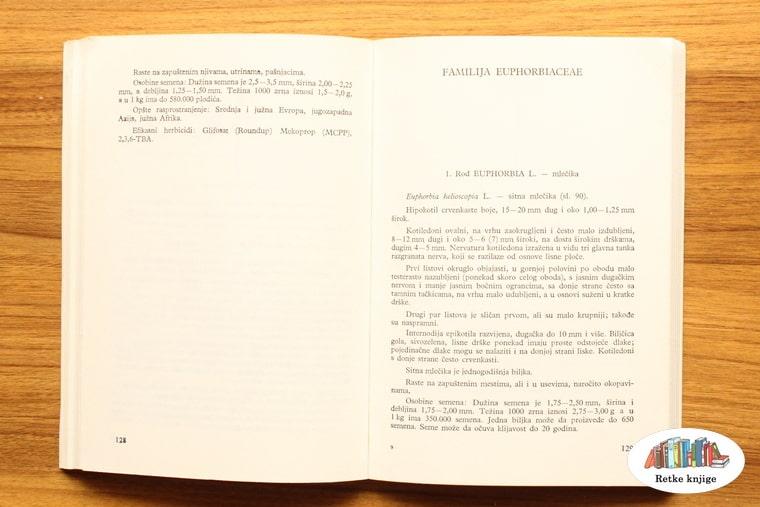 poglavlje o Familija Geraniaceae.