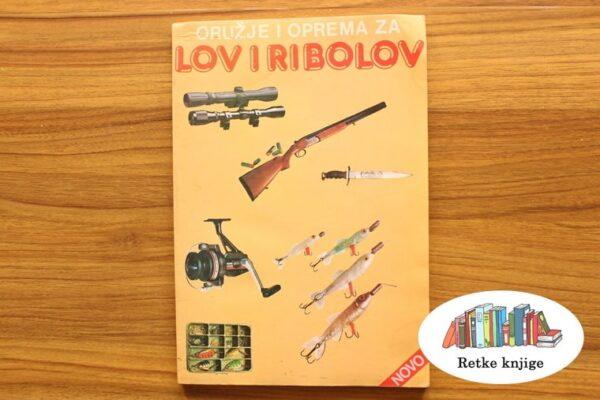 knjiga o lovu na prodaju