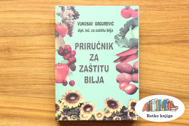 knjiga o zaštiti bilja