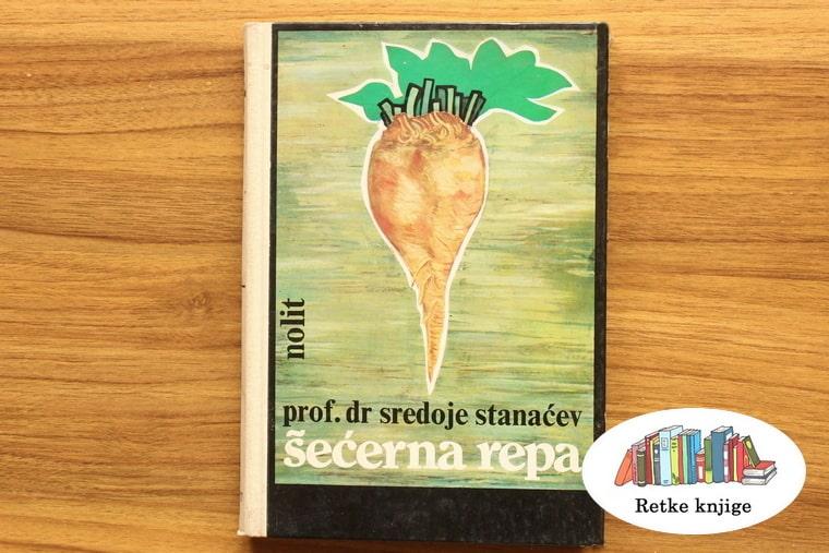 knjiga o šećernoj repi na prodaju