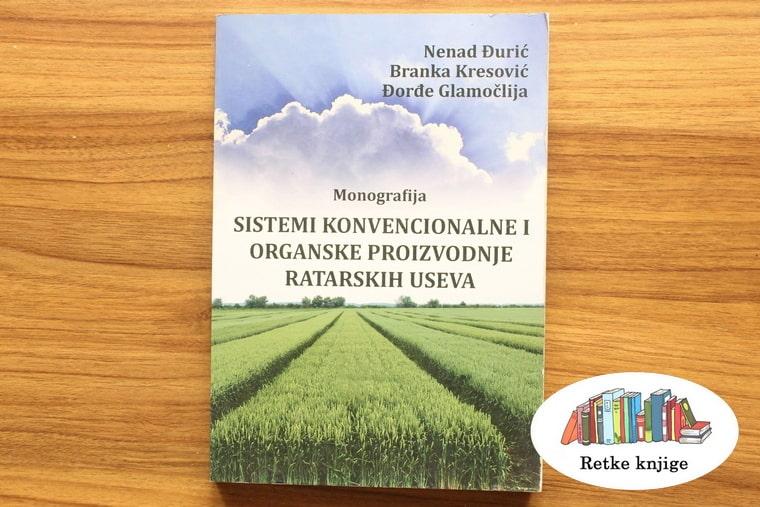 knjiga o ratarenju - monografija