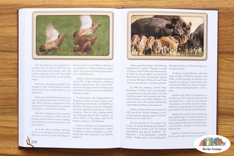 jarebice i divlja svinje