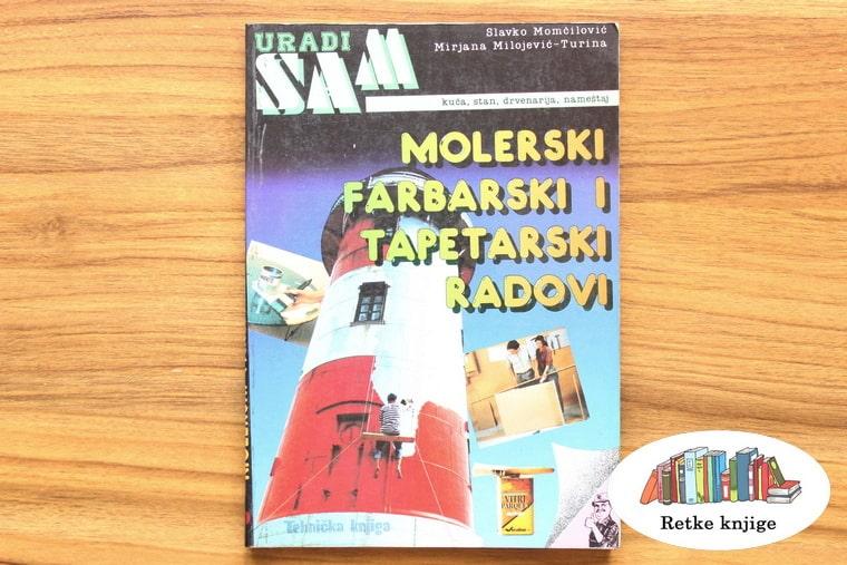 Prednja korica knjige