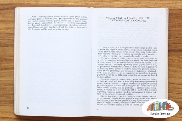 Poglavlje o visini  zasada