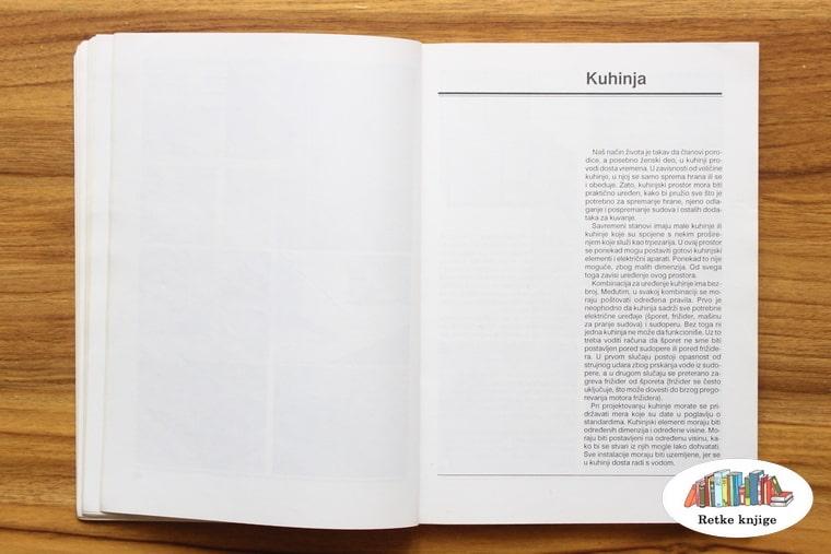 Poglavlje o sređivanju kuhinje