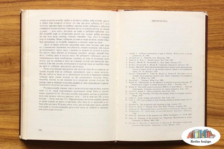 spisak literature