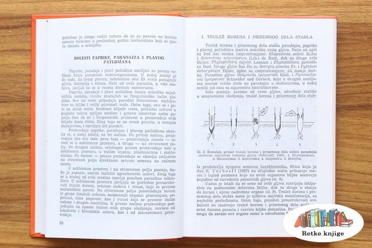 prikaz bolesti paprike i plavog patlidžana