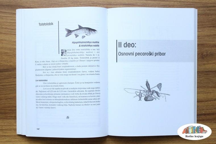 drugo poglavlje o ribolovnom priboru