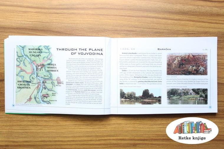 početak poglavlja o Dunavu u Vojvodini