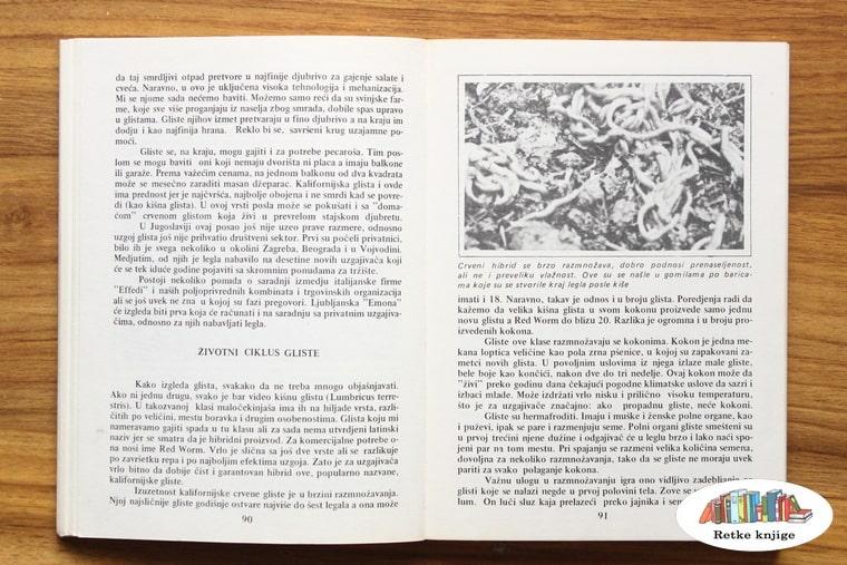 prikaz legla glista i opis